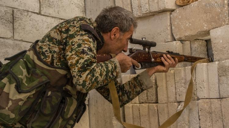 Солдаты САА вернули под свой контроль несколько кварталов города Алеппо